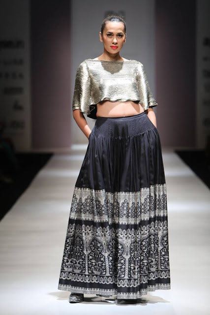 Ashima Leena  Amazon India Fashion Week 2017