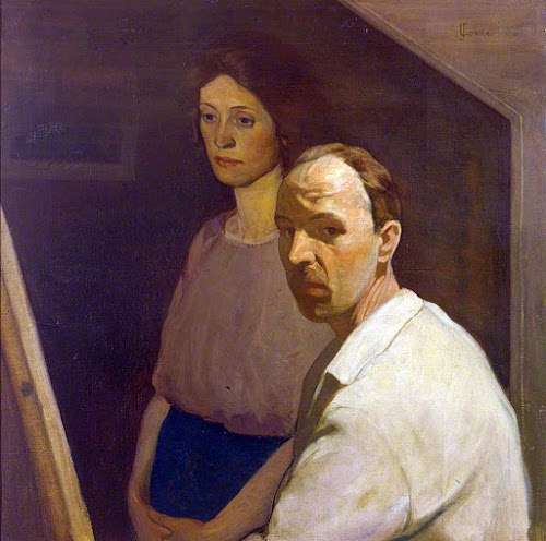 James Cowie, Portraits of Painters, Fine arts, Self-Portraits