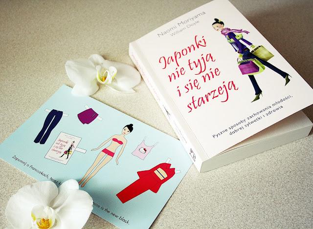 Naomi Moriyama - Japonki nie tyją i się nie starzeją book