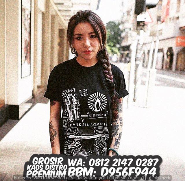 Grosir Kaos Distro Jakarta