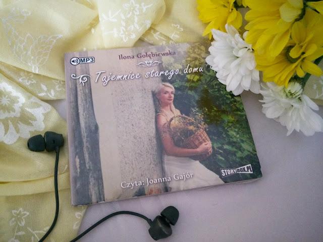 """AUDIOBOOK """"TAJEMNICE STAREGO DOMU"""" - ILONA GOŁĘBIEWSKA [STORYBOX.PL]"""