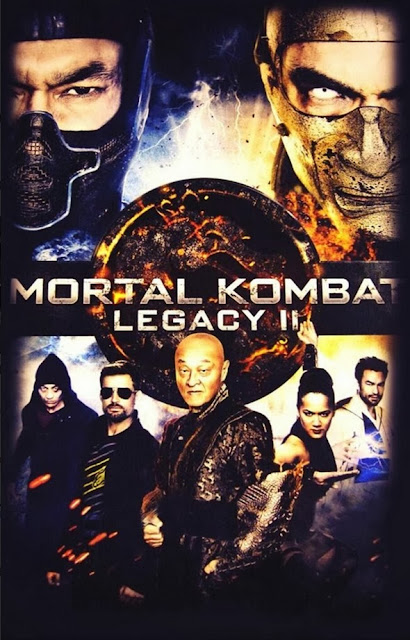 Mortal Kombat: Legacy 2 Temporada 2 Subtitulada