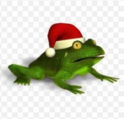 تحميل لعبة الضفدع Christmas Super