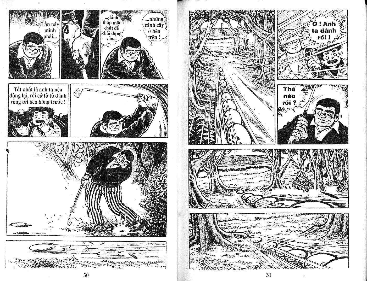 Ashita Tenki ni Naare chapter 18 trang 13