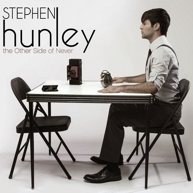 Stephen Hunley's Debut Album The Other Side of Never