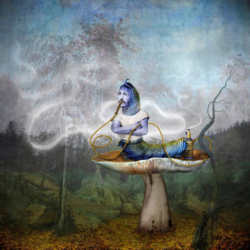 04-Alice-in-Wonderland-inspired-Maggie-Taylor-Visiting-Surrealism-in-Photo-Collage-Worlds-www-designstack-co