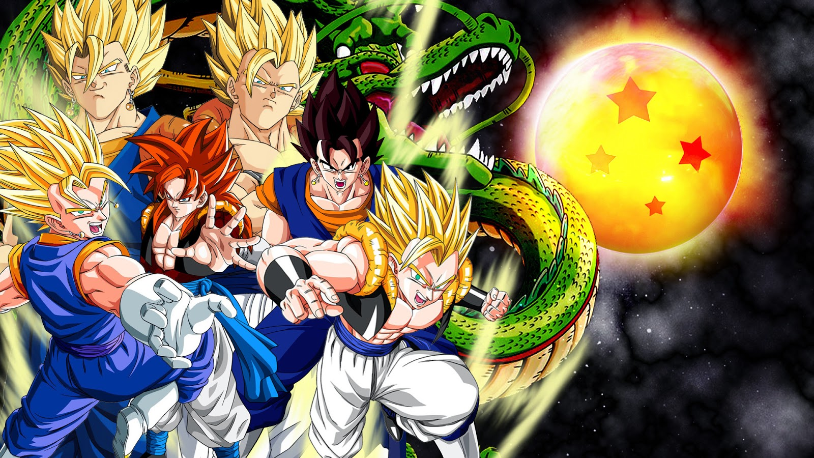 Dragon ball z hd wallpapers zdiscover - Hd dragon ball z images ...
