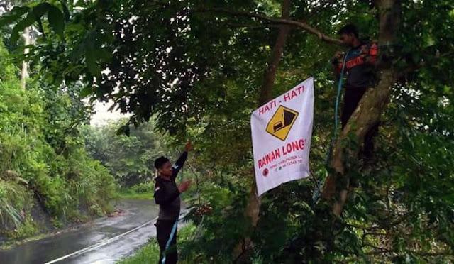 Jalur Piket Nol yang menghubungkan Malang – Lumajang