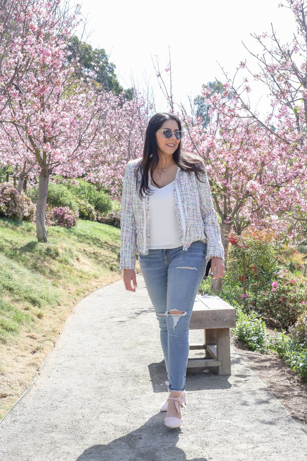 Spring outfit idea, easter outfit idea, jcpenney spring outfit
