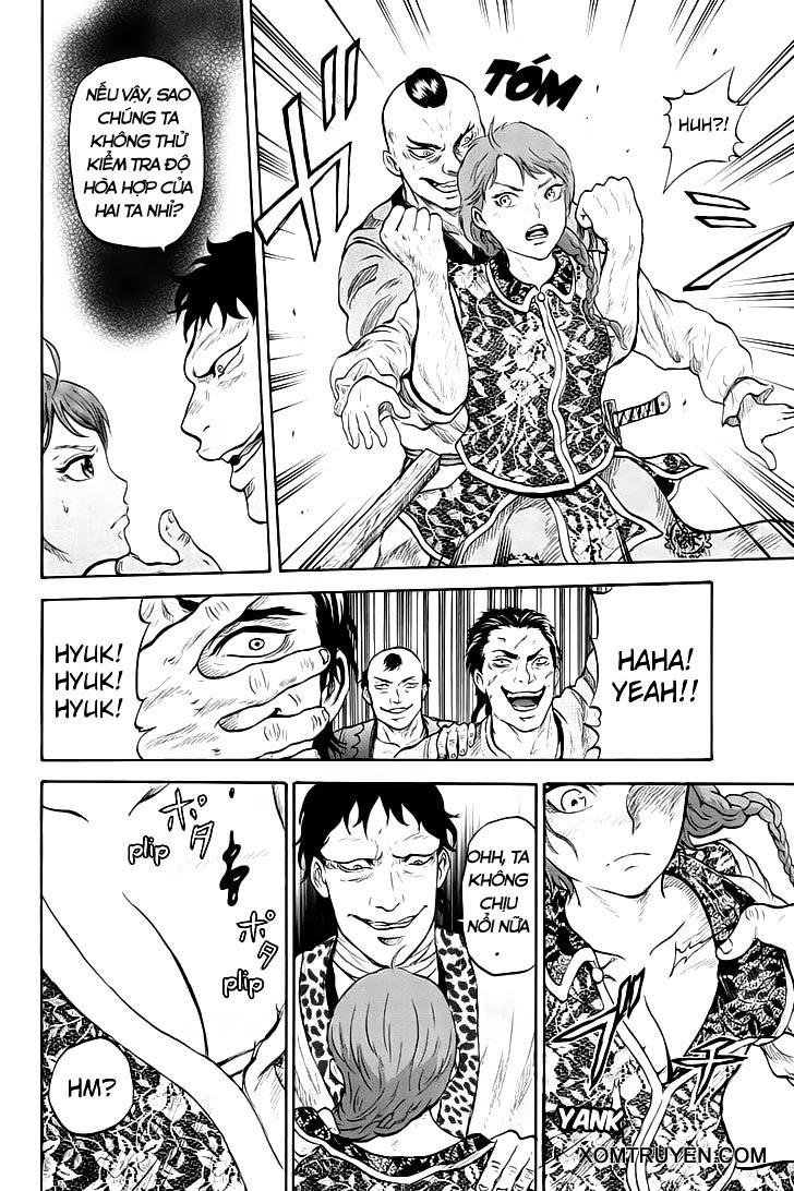 Horizon (okada takuya) chap 48 [end] trang 4