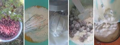 Zubereitung Stachelbeer-Käsekuchen