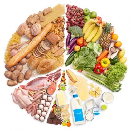 Bốn nhóm chất dinh dưỡng quan trọng đối với cơ thể bé