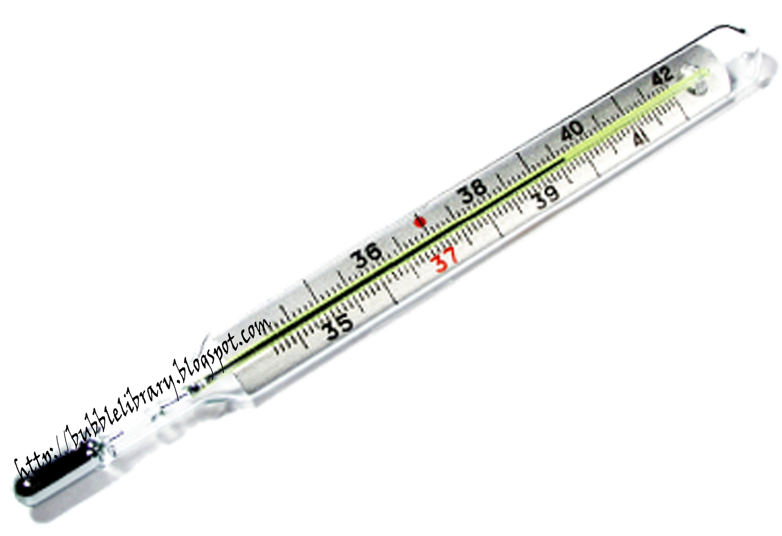 B u B b L e L i B R A R Y: When was the thermometer invented?