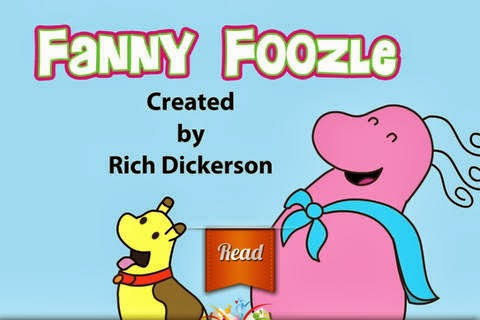 Fanny Foozle, preschool app, great app for preschoolers,