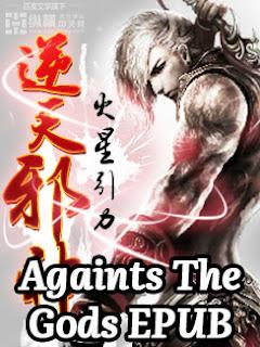 Againts the Gods EPUB cover