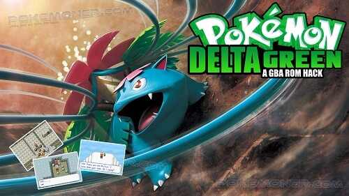 Pokemon Delta Green (Zenon Returns)