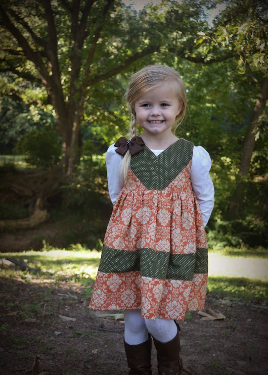 Maggie....Our Fall Dress (CKC)