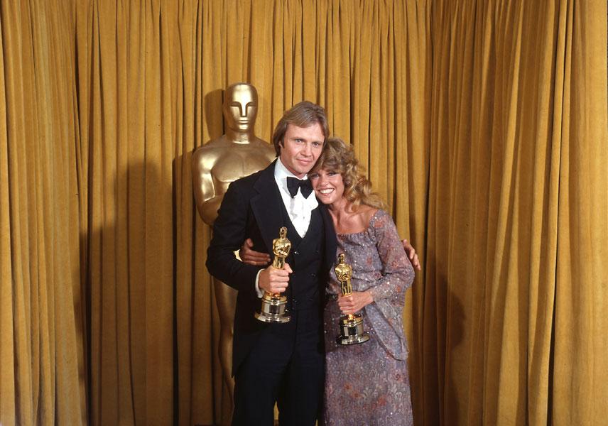 "TrueWest : Jon Voight, Jane Fonda ~ Oscars for ""Coming ..."