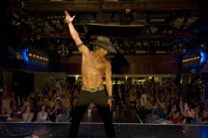 Nudist Amateur Twins - Half Nude Images From MAGIC MIKE. Your Welcome Ladies - sandwichjohnfilms