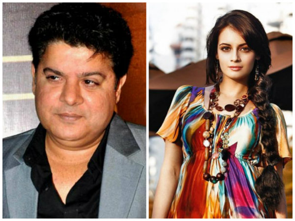 Dia Mirza Lashes Out At Sajid Khan: 'He Was Extremely Sexist, Obnoxious & Ridiculous To Women