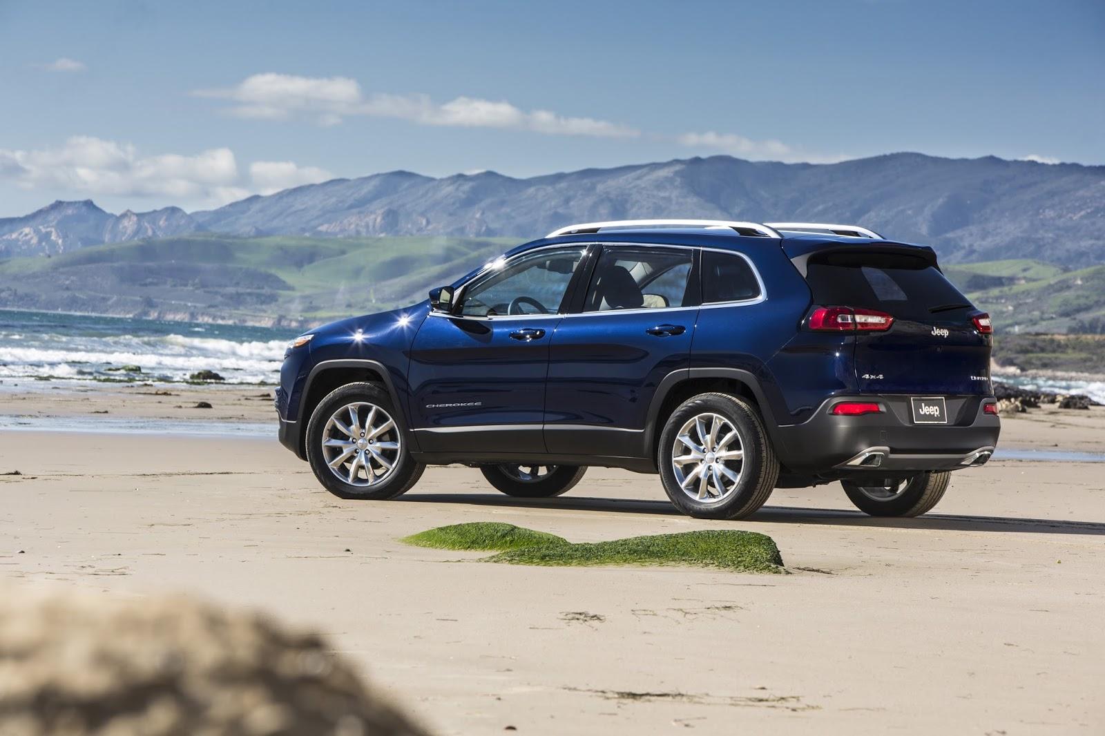 F2 Δοκιμάζουμε αν το νέο Jeep Cherokee… κολλάει πουθενά Jeep, Jeep Cherokee, TEST, zblog, ΔΟΚΙΜΕΣ
