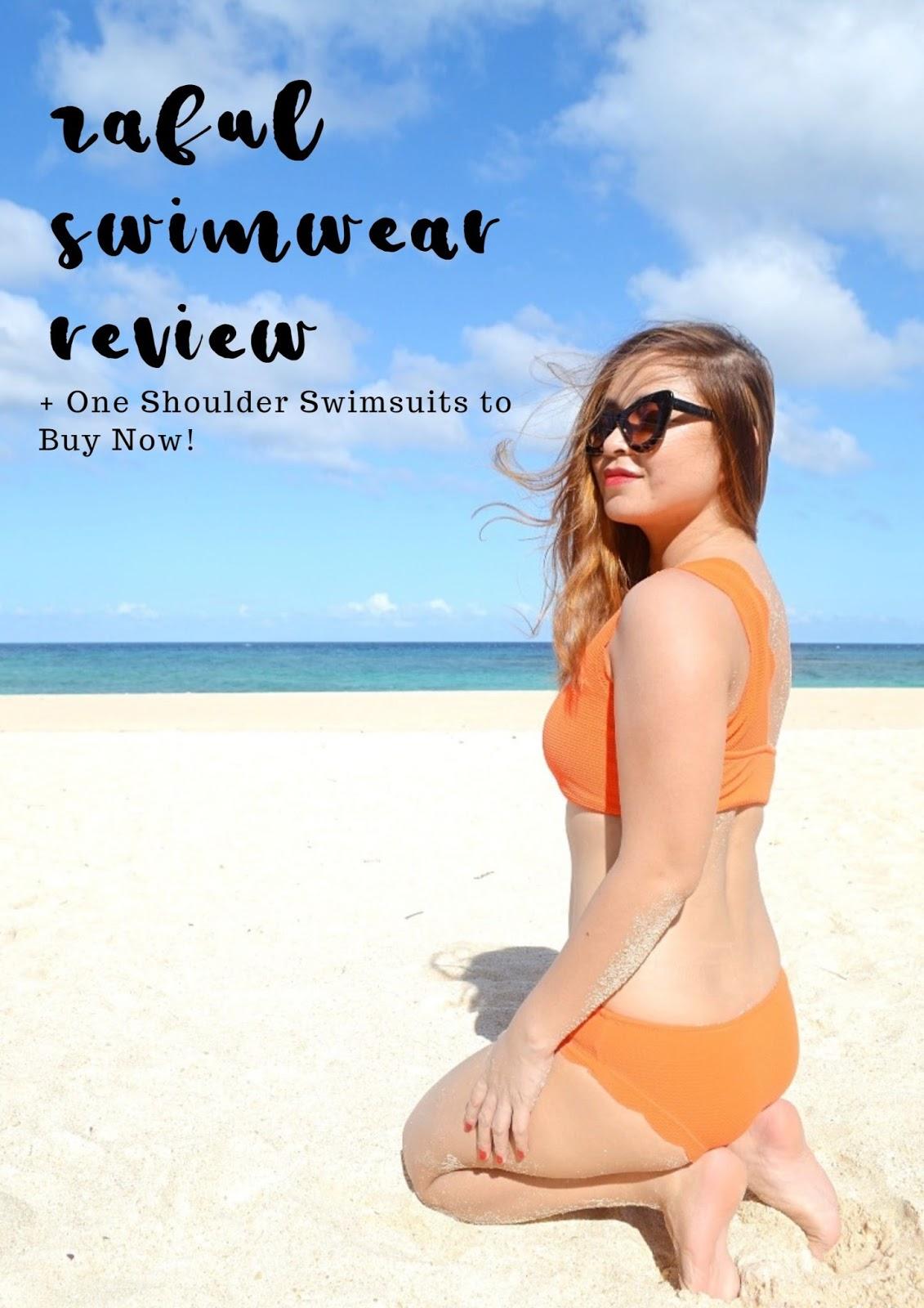 8a829d9e085 Zaful Swimwear Review + One Shoulder Bikinis You'll Want NOW