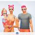 Sims4に幼児がやってきた!・前編