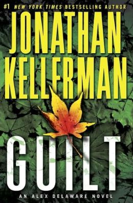 Guilt by Jonathan Kellerman - book cover