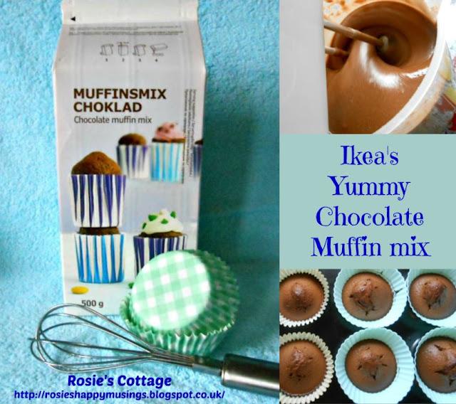 Ikea Muffinsmix Choklad