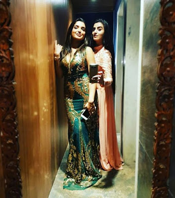 Instagram Hot Selfie Picture: खूबसूरत हीरोइन अक्षरा सिंह