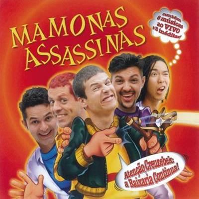 Mamonas Assassinas - Atenção, Creuzebek: A Baixaria Continua!