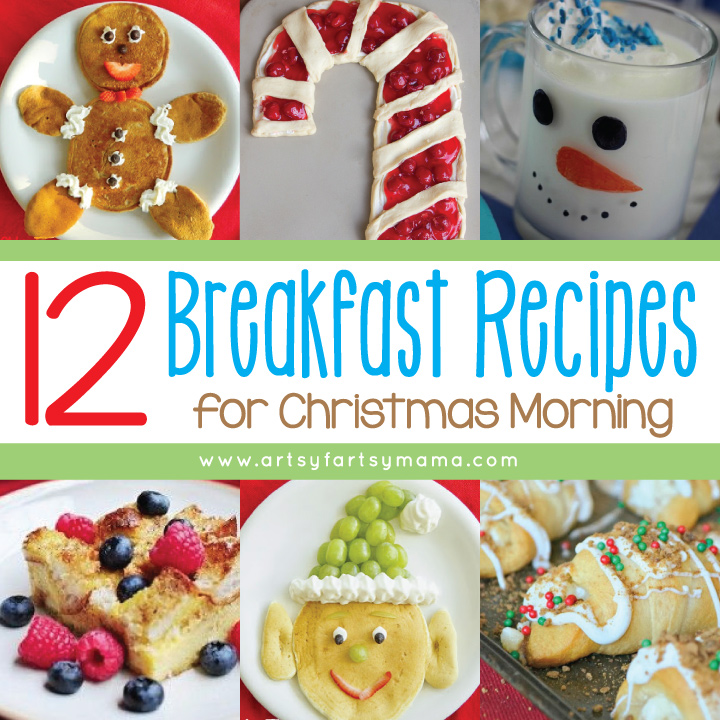 12 Christmas Breakfasts