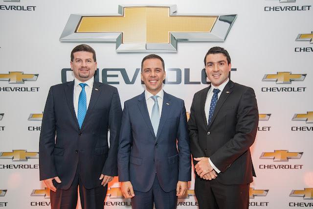 Chevrolet presenta sus nuevas estrellas 2017