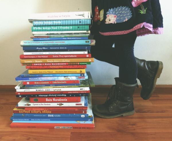 książki dla dzieci o zimie