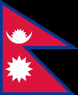 bendera-unik-negara-nepal
