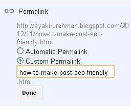 15 Tips Membuat Posting Blog SEO Friendly