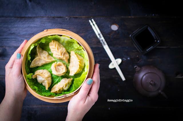 Ravioli cinesi - Dumplings