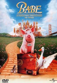 Babe - O Porquinho Atrapalhado na Cidade Torrent