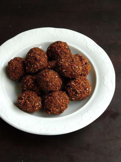 Chocolate Muesli Balls, Honey Choco Muesli Balls
