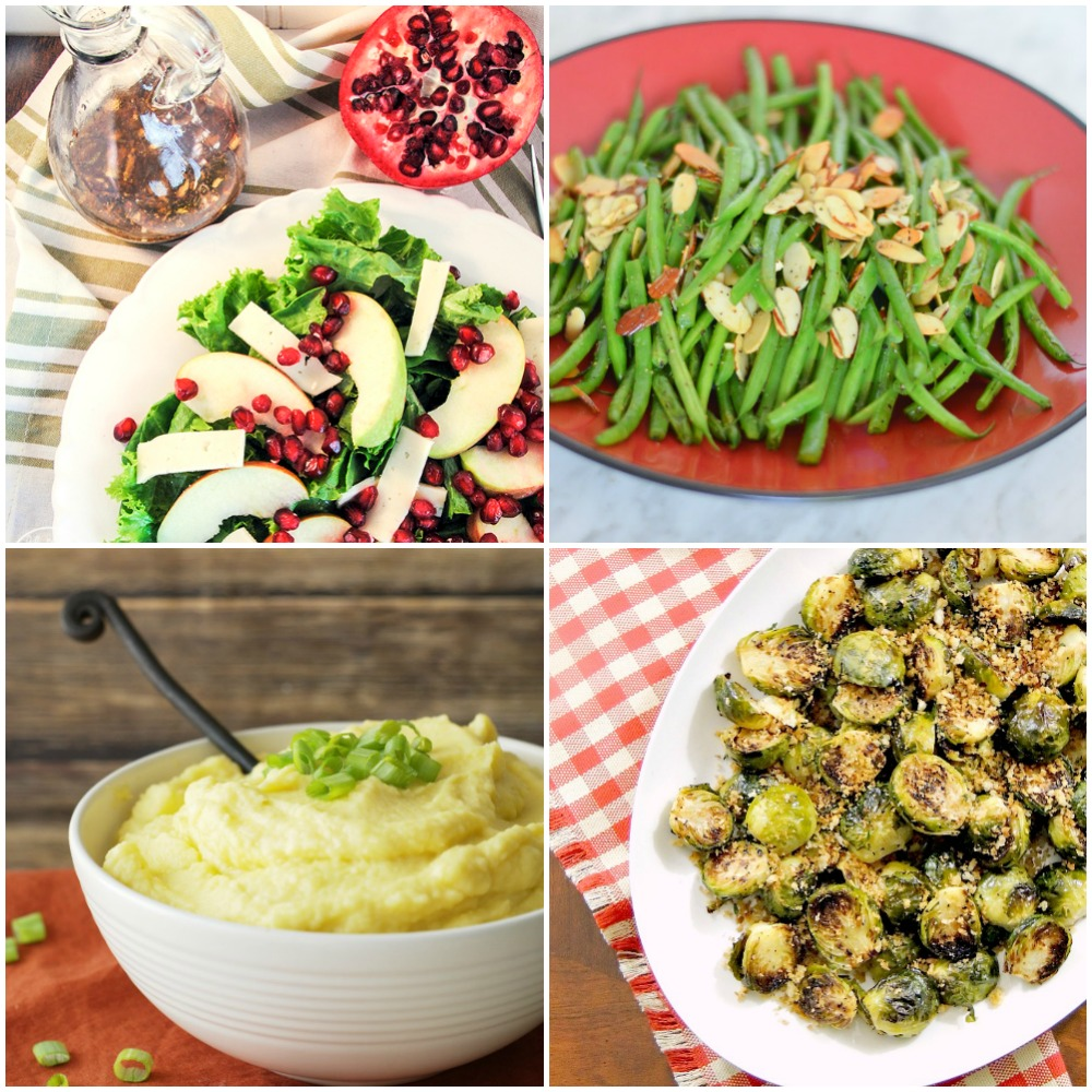 24 Healthy Holiday Side Dishes