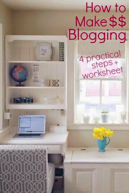 Usaha Rumahan Blogger