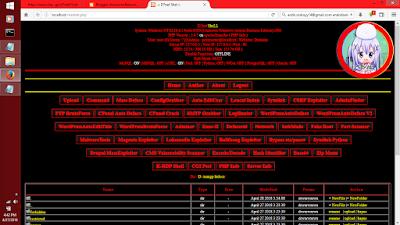 Shell Backdoor D7net V3 [DOWNLOAD]