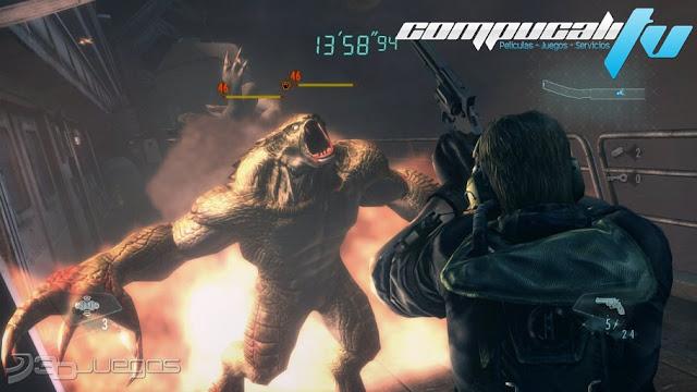 Resident Evil Revelations Xbox 360 Región Free Español XGD3