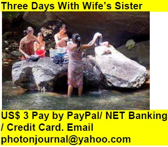 Three Days With Wife's Sister Book Store Buy Books Online Cash on Delivery Amazon Books eBay Book  Book Store Book Fair Book Exhibition Sell your Book Book Copyright Book Royalty Book ISBN Book Barcode How to Self Book
