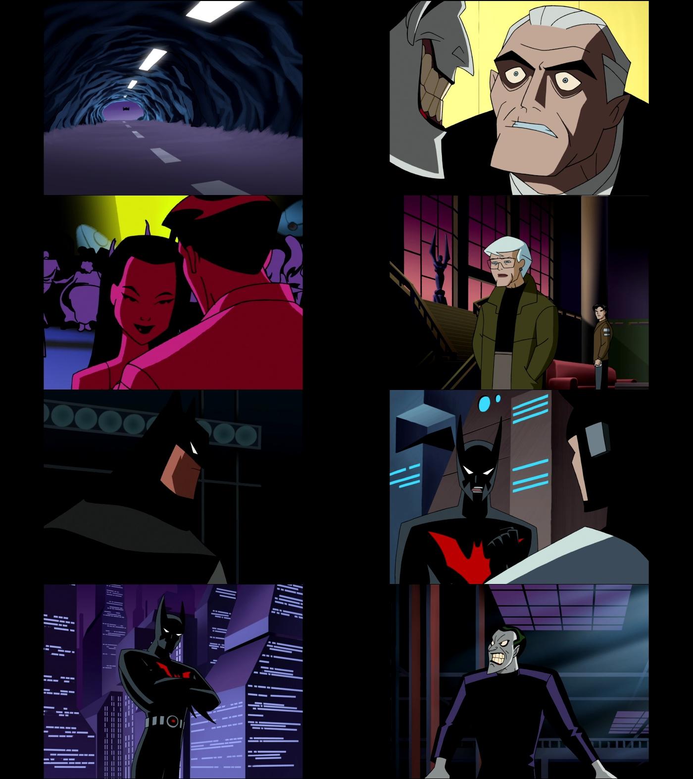 Batman del futuro El regreso del Joker 1080p Latino