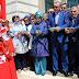 Erdogan Resmikan Kompleks Kedutaan Turki di Somalia