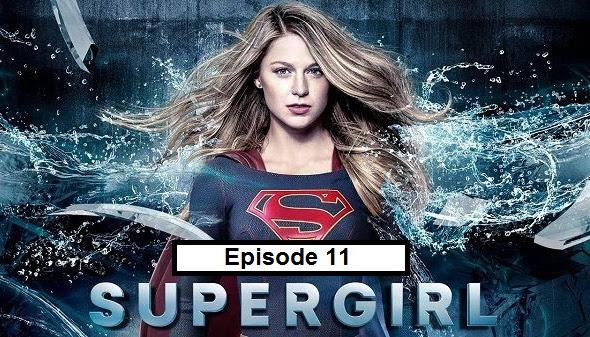 BAD-E-SABA Presents - The Popular TV Serial Super Girl Season 1 Episode 11
