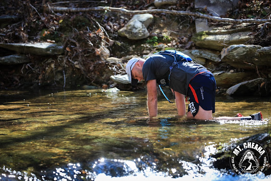 Mount Cheaha 50K: The Shickhead and Yoga Lindsey