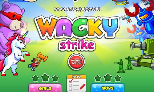 Jugar Wacky Strike