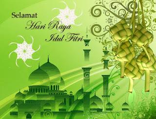 Ucapan Selamat Hari Raya Idul Fitri